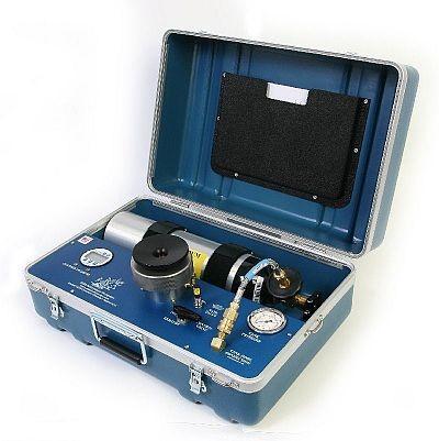 Digital Plant Pressure Console