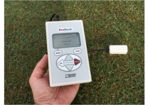Procheck Portable Soil Moisture Measurements