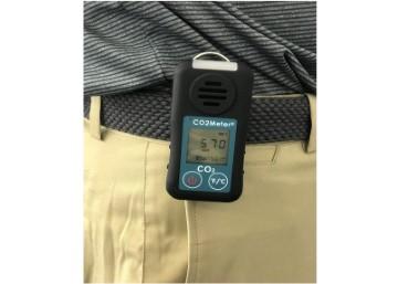 Portable CO2 Meter