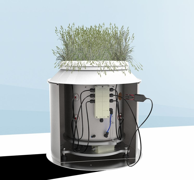 Lysimeter Hydrology Instrument