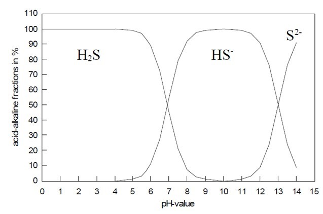 H2S, pH and Total Sulfides