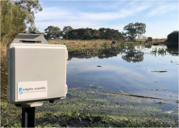 Water Quality Monitoring IoT System