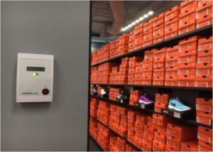 COVID CO2 Wall Mounted Alarm